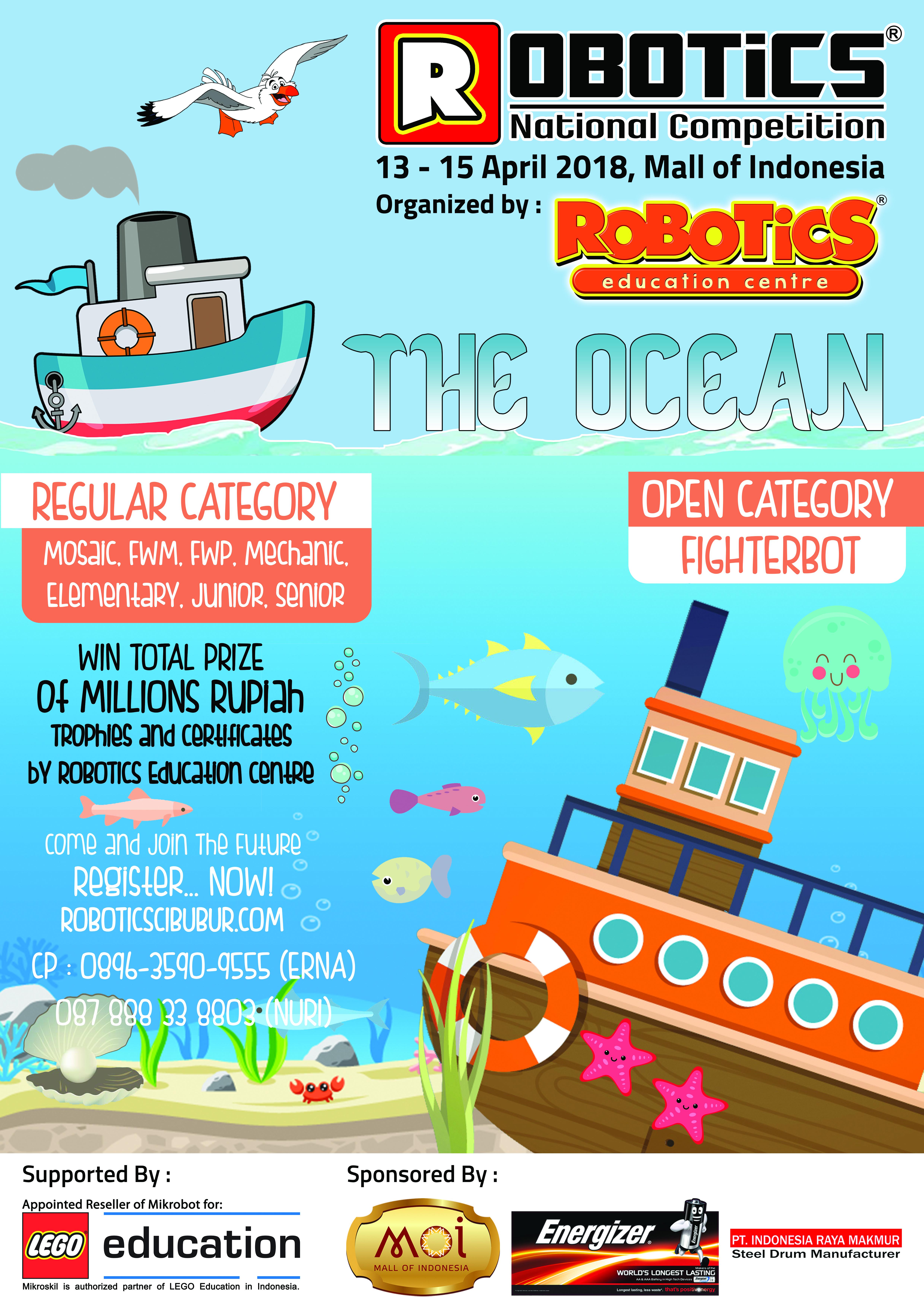 Robotics Education Center Cibubur News